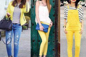 look-amarelo-verao