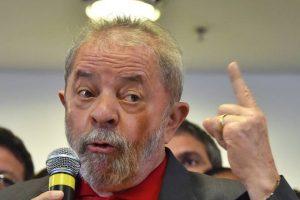 O ex-presidente Luiz Inácio Lula da Silva (Nelson Almeida/AFP)