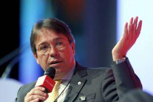 O presidente da Eletrobas, Wilson Ferreira Junior