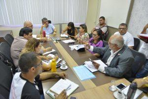 Reunião da Mesa de Negociação da Saúde (1)