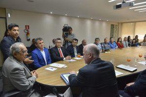 Reunião equipe Giuliani governador Amazonino - Foto Clóvis Miranda 4