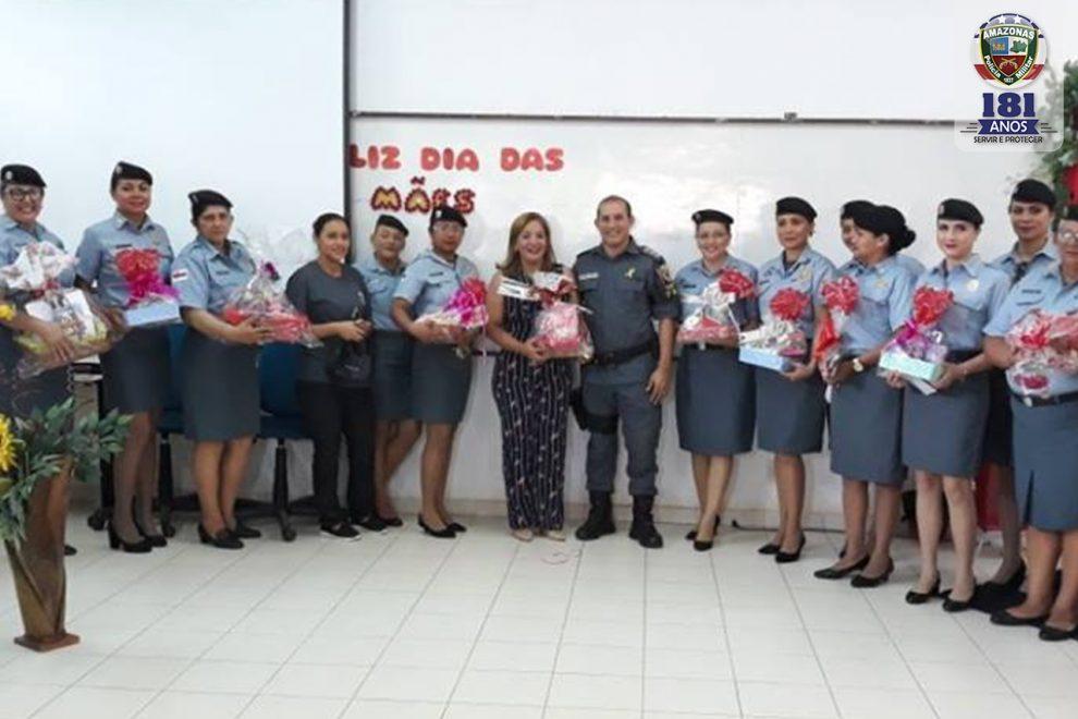 solenidade recheada de homenagens realizada pelo Comando do 2º BPM ED